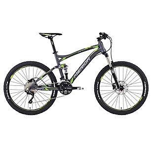 Bicicleta Aro 26 One Twenty 500 Gris-Verde
