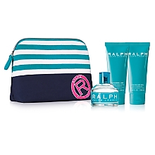 Set Ralph EDT 100 ML + Shower Gel 100 ML + Body Lotion 100 ML