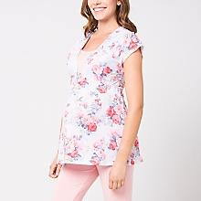 Pijama Maternal Especial de Lactancia