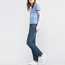Jeans Regular B�sico