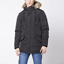 Parka Hoddie Long Fit