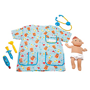 Disfraz Pediatra