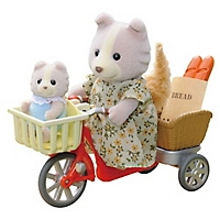 Peluche Cyclyng With Mother Epoch2236