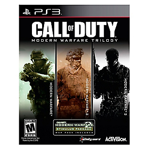 COD Modern Warfare Trilogy PS3