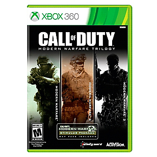 COD Modern Warfare Trilogy Xbox 360
