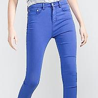 Jeans Skinny Tiro Bajo