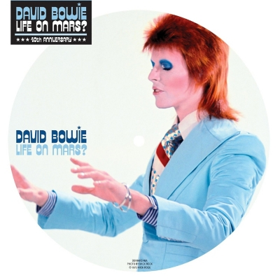 Vinilo David Bowie Life On Mars?