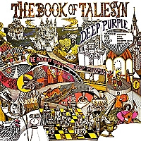 Vinilo Deep Purple The Book Of Taliesyn