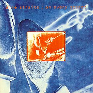 Vinilo Dire Straits On Every Street