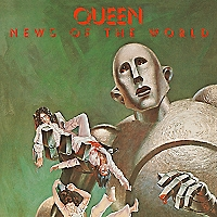 Vinilo Queen News Of The World