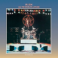 Rush All The World-S Stage