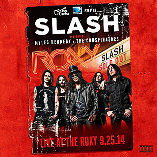Slash Live At The Roxy (Elp)
