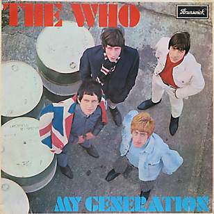 Vinilo The Who My Generation