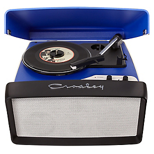 Tocadisco CR6010A-BL Collegiate Azul