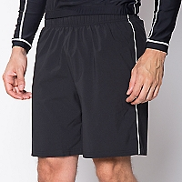 UA Mirage Short 8 BLACK