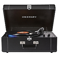 Tocadisco CR6250A-BK Keepsake Deluxe