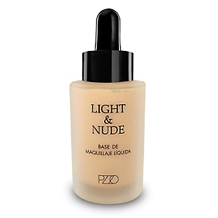 Base de Maquillaje Líquida Light Nude 01