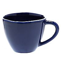 Mug Solid Blue