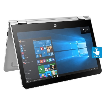 Notebook Convertible 2 en 1 Intel Core i3 4GB RAM-500GB DD 13,3