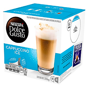 @PROM ELE NESCAF DLC GST Capp Ice