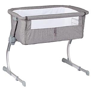 Cuna Corral Cosleeping Grey