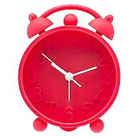 Reloj de Mesa Feria Navidad