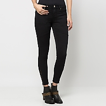 Jeans Detalles en Pierna