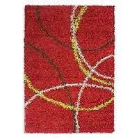 Alfombra New Shaggy 120 x 170 cm