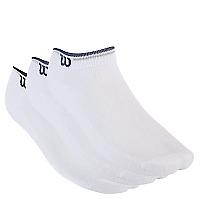 Calcet�n de Hombre 1/2 Blanco Pack X3