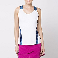 Polera Colorflight V Neck Tank