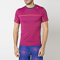 Polera Color Block Ringer Crew