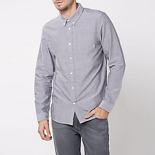 Camisa Lisa Regular