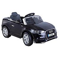 @Audi negro a batería Control Remo