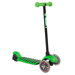 Scooter Glider Deluxe Green