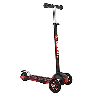 Scooter Glider XL Black/Red