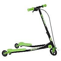 Scooter Fliker A1 Air Black/Green