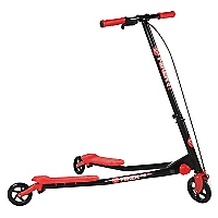 Scooter Fliker A3 Black/Red
