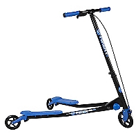Scooter Fliker A3 Black/Blue