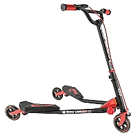 Scooter Fliker C1 Carver Black/Red