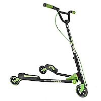 Scooter Fliker C3 Black/Green