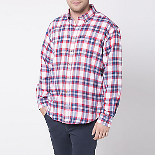 Camisa Diseño Cuadros