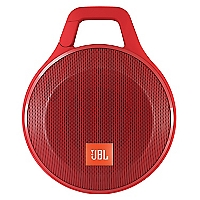 Parlante Bluetooth Clip Plus Rojo