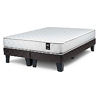 Cama Europea Ergo T King Base Dividida + Solo