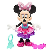 Minnie Brillosa la Moda Rosa