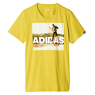 Camiseta Trail Running Graphic