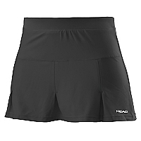 Short Club Women Skirt Negro