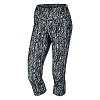 Calza Mujer Power Training Capri Gris