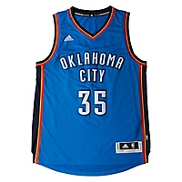 Camiseta Azul Oklahoma City
