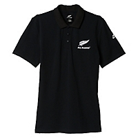 Camiseta Polo All Blacks Essentials