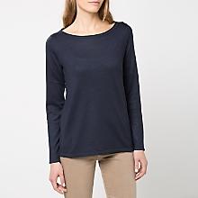 Sweater Liso Cuello Redondo